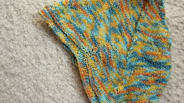 Not so-well Knit & And Ode To Treasuring.