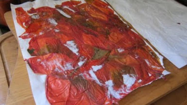 Tomato Paper Craft