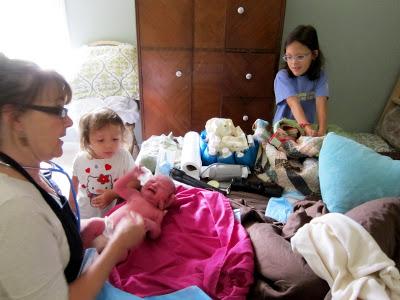 The Homebirth Story: A Family Affair