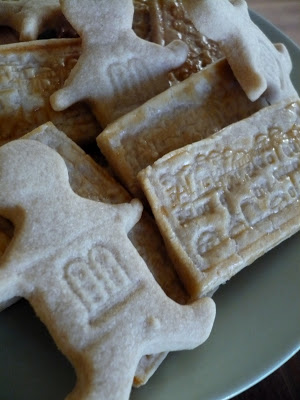 Judah Maccabee and other Stamped Cookies