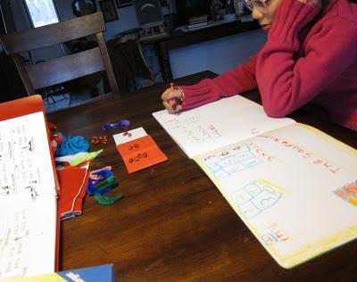 homeschool waldorf math