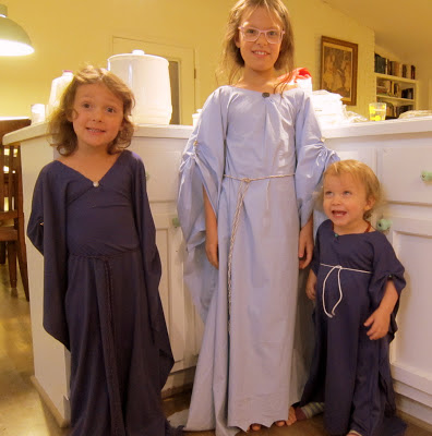 guinevere style dress for kids