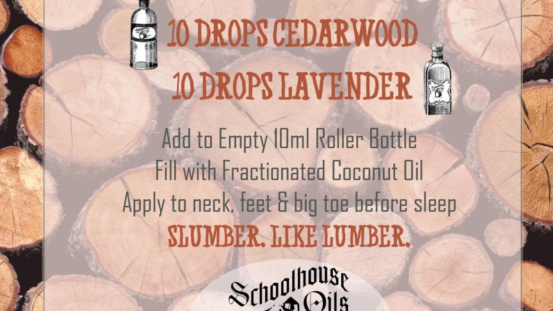 Slumber Like Lumber