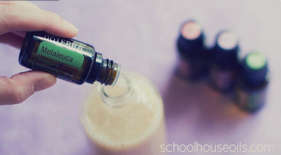 shampoo, haircare, doterra, essential oils